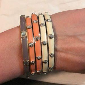 Lis Sophia multicolor bracelets
